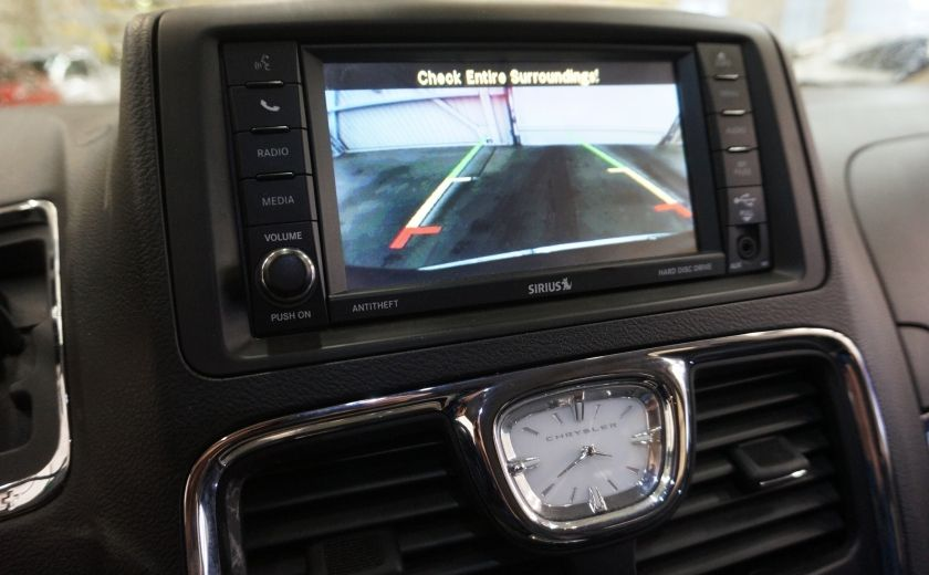 2015 Chrysler Town And Country Touring Stow'n Go (cuir-caméra-tv/dvd) #16