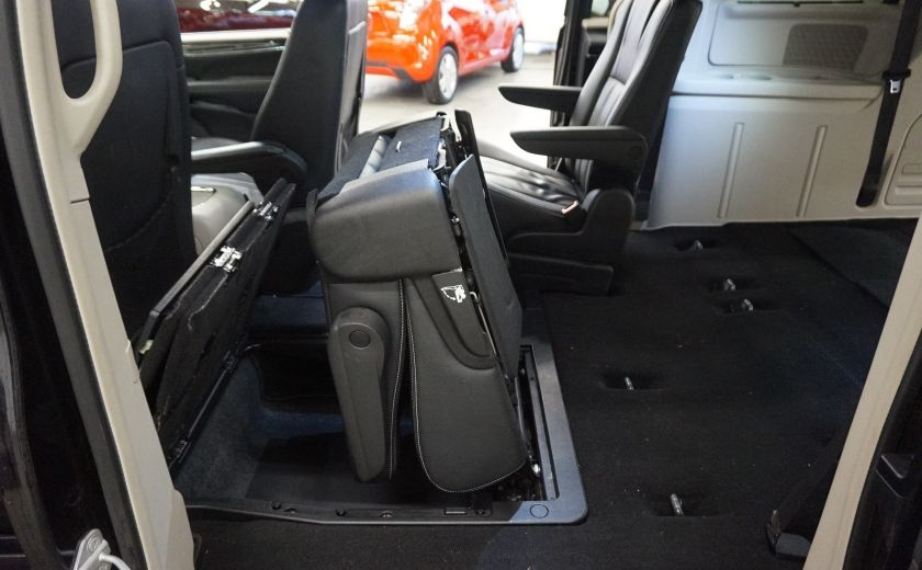 2015 Chrysler Town And Country Touring Stow'n Go (cuir-caméra-tv/dvd) #28