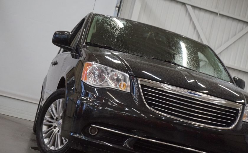 2015 Chrysler Town And Country Touring Stow'n Go (cuir-caméra-tv/dvd) #38