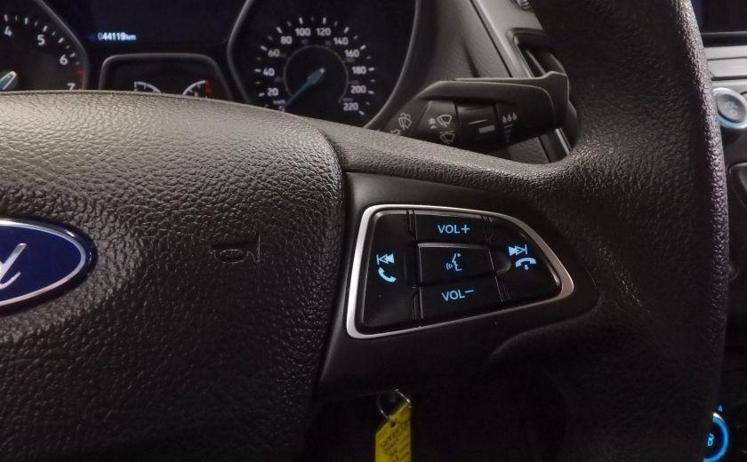 2015 Ford Focus SE (caméra de recul) #15