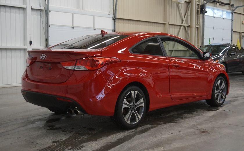 2013 Hyundai Elantra Limited (cuir-toit-caméra-navi) #6