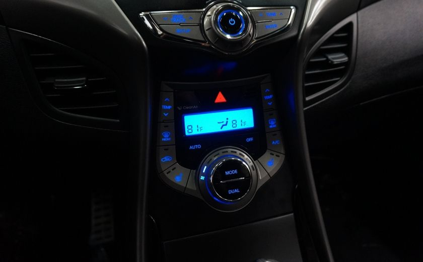 2013 Hyundai Elantra Limited (cuir-toit-caméra-navi) #14