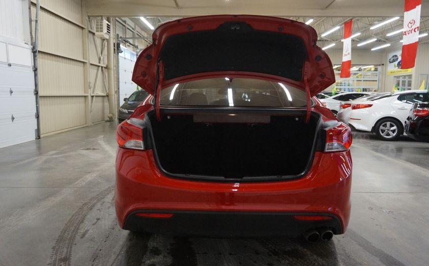 2013 Hyundai Elantra Limited (cuir-toit-caméra-navi) #20