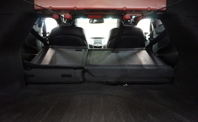 2013 Hyundai Elantra Limited (cuir-toit-caméra-navi) #22