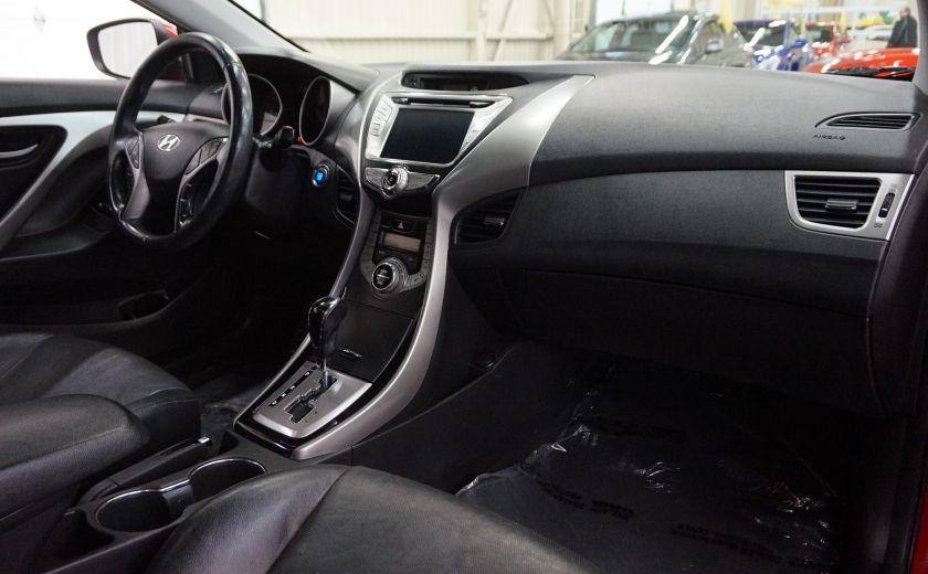 2013 Hyundai Elantra Limited (cuir-toit-caméra-navi) #25