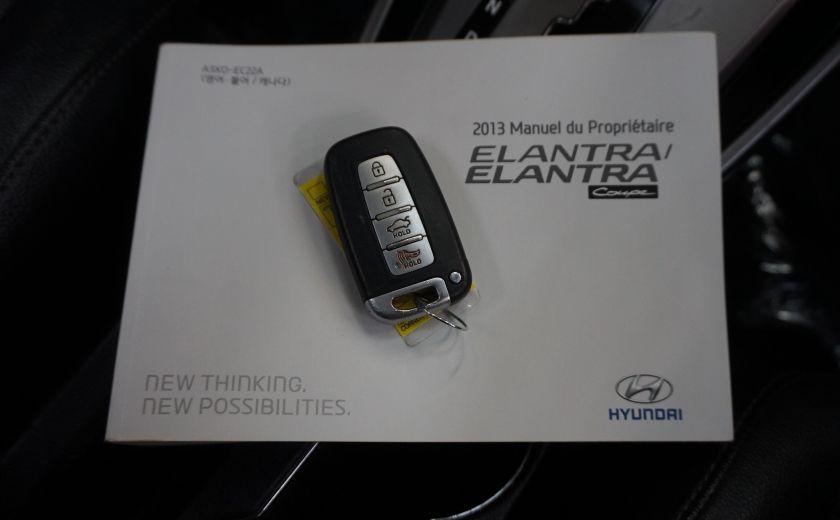 2013 Hyundai Elantra Limited (cuir-toit-caméra-navi) #26