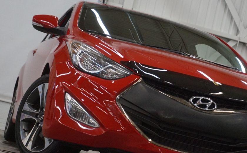 2013 Hyundai Elantra Limited (cuir-toit-caméra-navi) #28