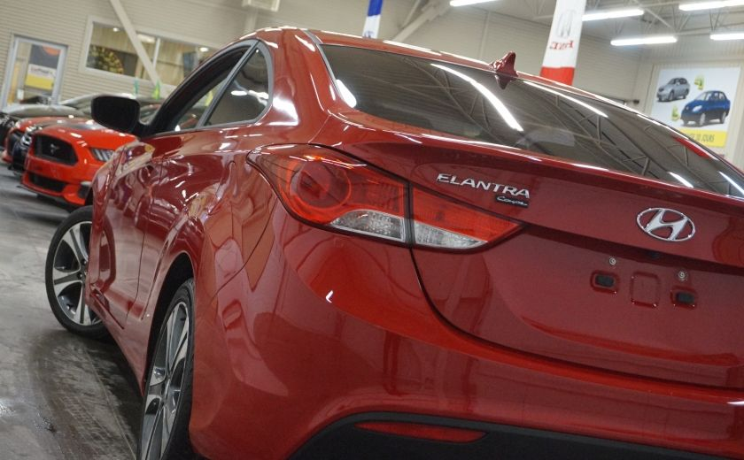 2013 Hyundai Elantra Limited (cuir-toit-caméra-navi) #29