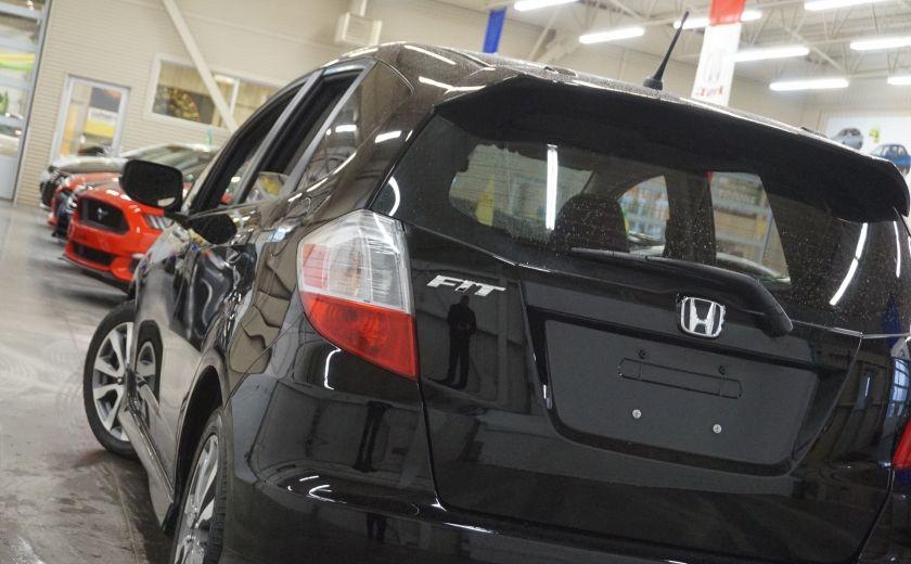 2013 Honda Fit Sport #29