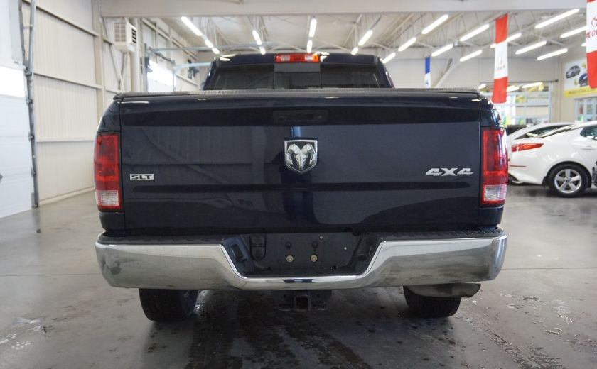 2014 Ram 1500 SLT 4WD ECO DIESEL #5
