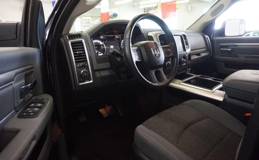 2014 Ram 1500 SLT 4WD ECO DIESEL #8