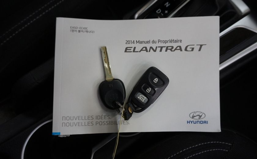 2014 Hyundai Elantra GLS (toit panoramique) #28