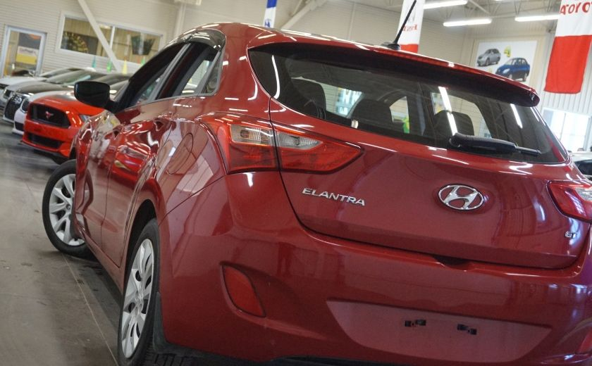 2014 Hyundai Elantra GLS (toit panoramique) #31