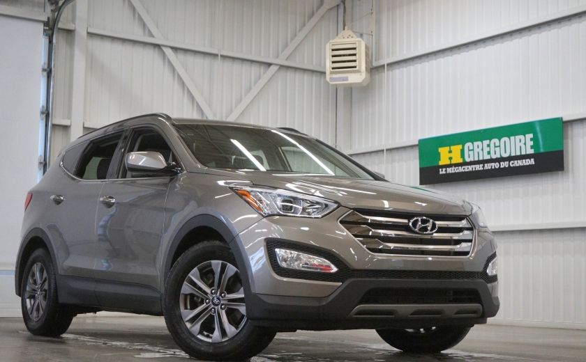 2015 Hyundai Santa Fe Sport #0