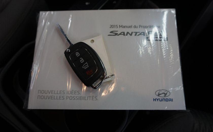 2015 Hyundai Santa Fe Sport #28