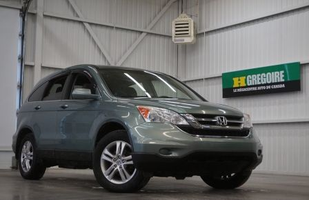 2010 Honda CRV EX AWD (toit ouvrant) in Victoriaville