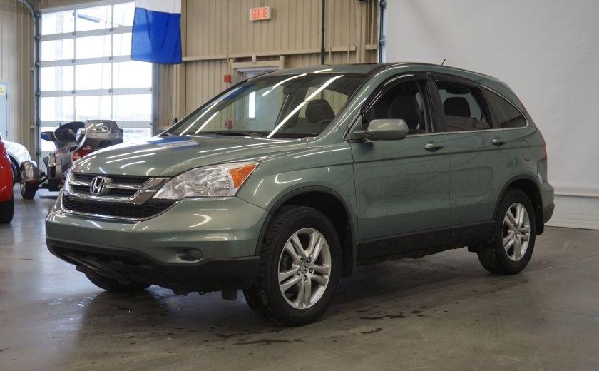 2010 Honda CRV EX AWD (toit ouvrant) #2