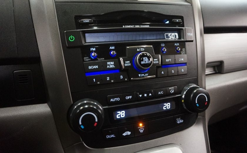 2010 Honda CRV EX AWD (toit ouvrant) #11
