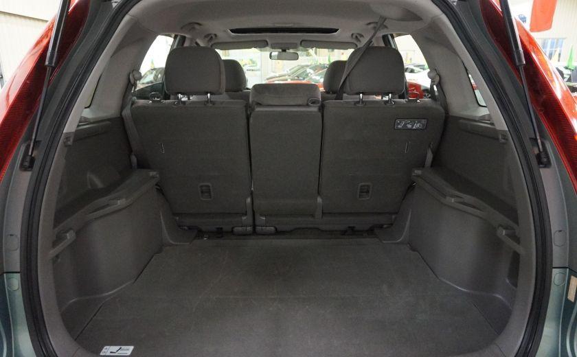 2010 Honda CRV EX AWD (toit ouvrant) #20