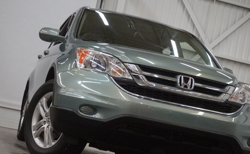 2010 Honda CRV EX AWD (toit ouvrant) #32