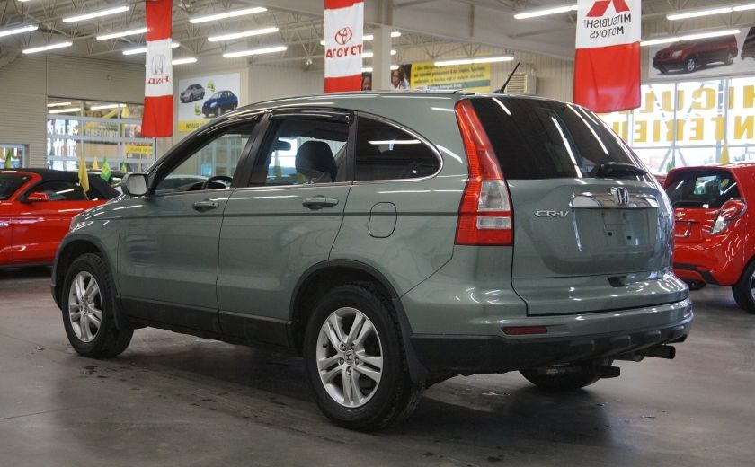 2010 Honda CRV EX AWD (toit ouvrant) #24