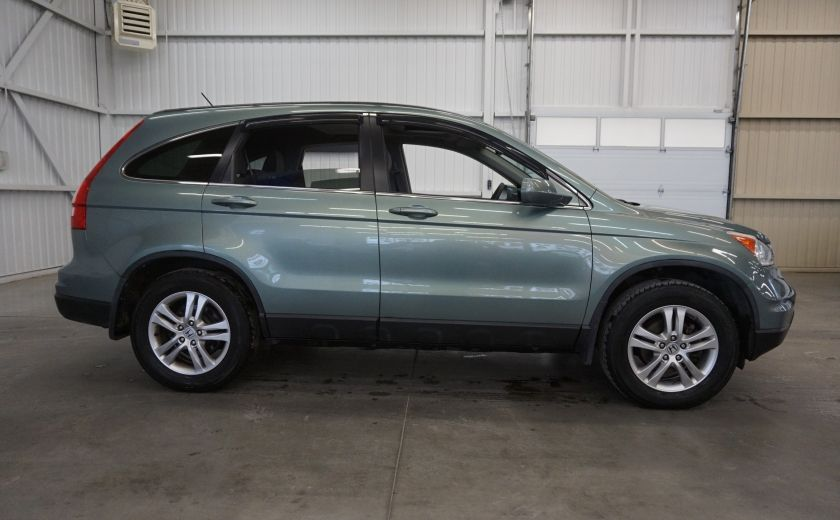 2010 Honda CRV EX AWD (toit ouvrant) #27
