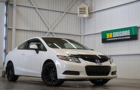 2013 Honda Civic LX Coupé in Sherbrooke