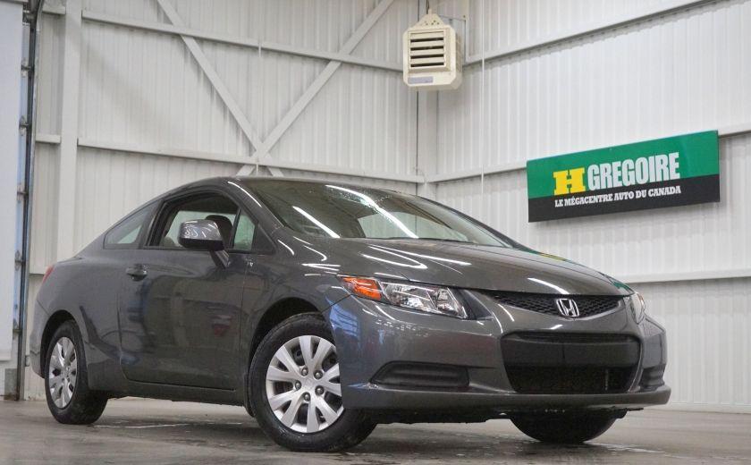 2012 Honda Civic LX Coupé #0