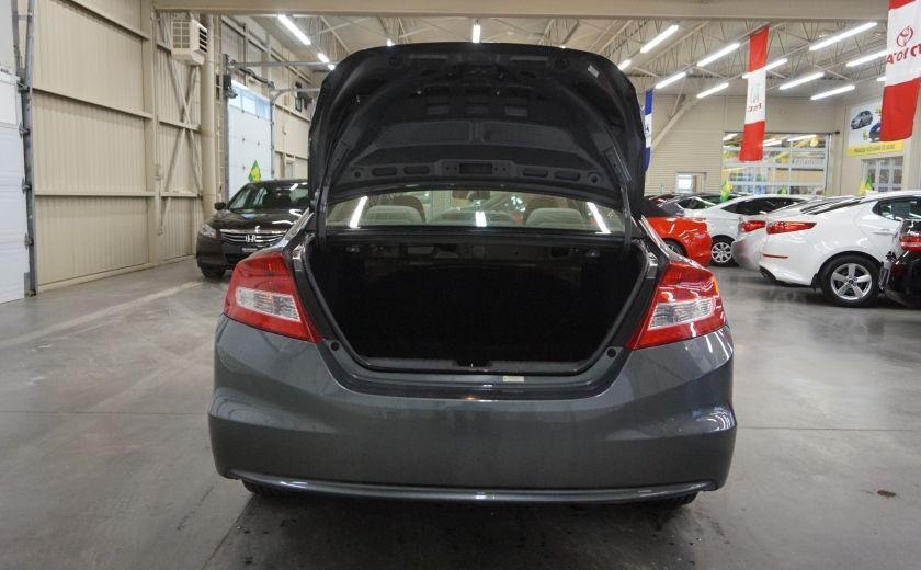 2012 Honda Civic LX Coupé #15