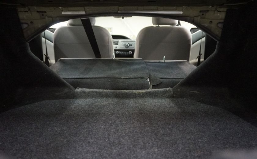 2012 Honda Civic LX Coupé #17