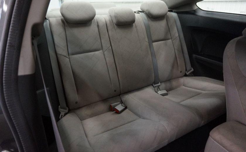 2012 Honda Civic LX Coupé #18