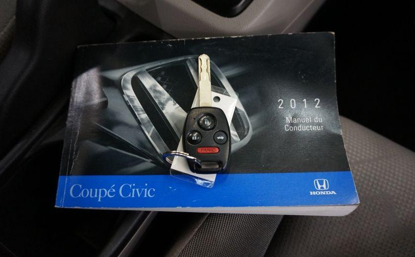 2012 Honda Civic LX Coupé #21