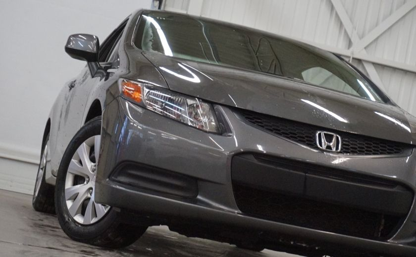 2012 Honda Civic LX Coupé #23