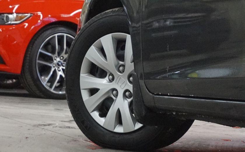 2012 Honda Civic LX Coupé #25