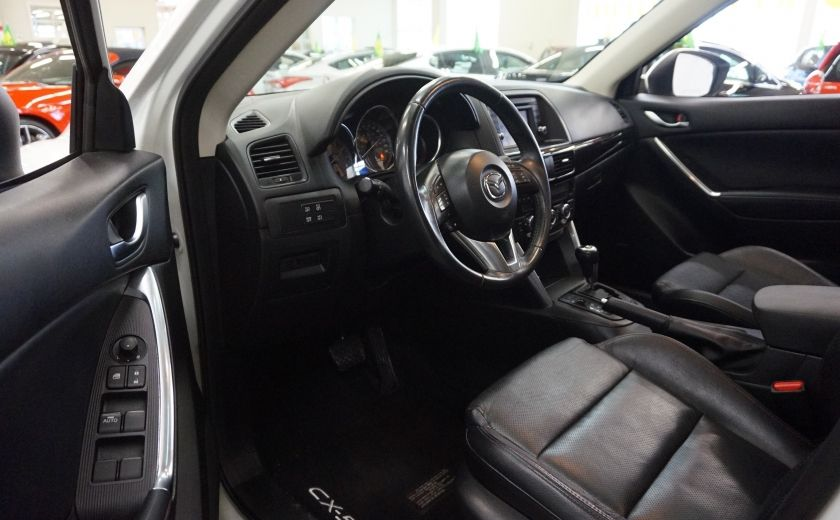 2013 Mazda CX 5 GT 4WD (caméra-cuir-toit-navi) #8
