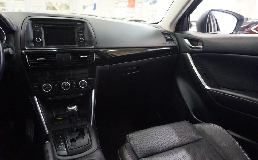 2013 Mazda CX 5 GT 4WD (caméra-cuir-toit-navi) #9