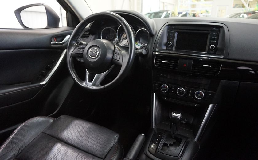 2013 Mazda CX 5 GT 4WD (caméra-cuir-toit-navi) #11