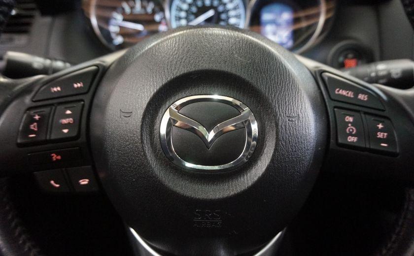 2013 Mazda CX 5 GT 4WD (caméra-cuir-toit-navi) #12