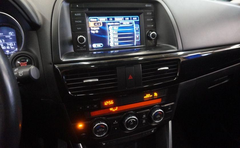 2013 Mazda CX 5 GT 4WD (caméra-cuir-toit-navi) #13