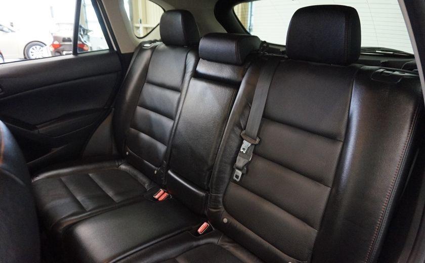 2013 Mazda CX 5 GT 4WD (caméra-cuir-toit-navi) #21
