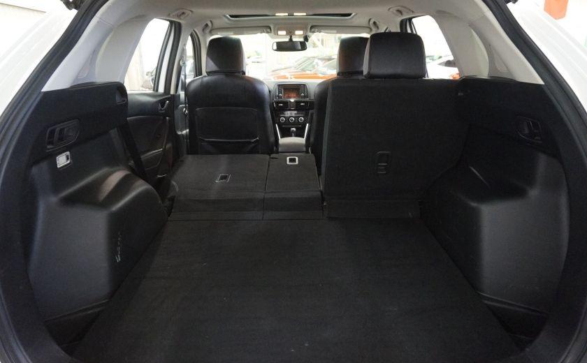 2013 Mazda CX 5 GT 4WD (caméra-cuir-toit-navi) #24