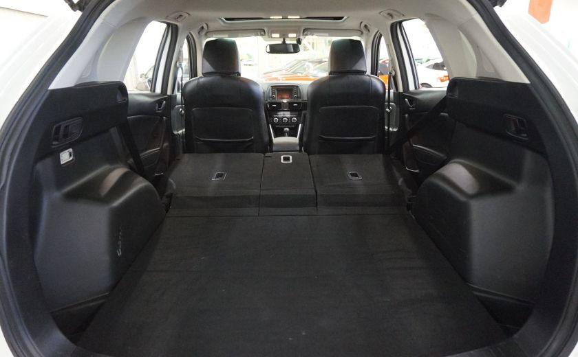2013 Mazda CX 5 GT 4WD (caméra-cuir-toit-navi) #25