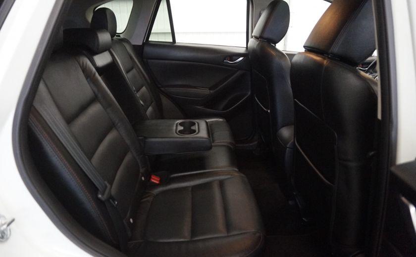 2013 Mazda CX 5 GT 4WD (caméra-cuir-toit-navi) #26