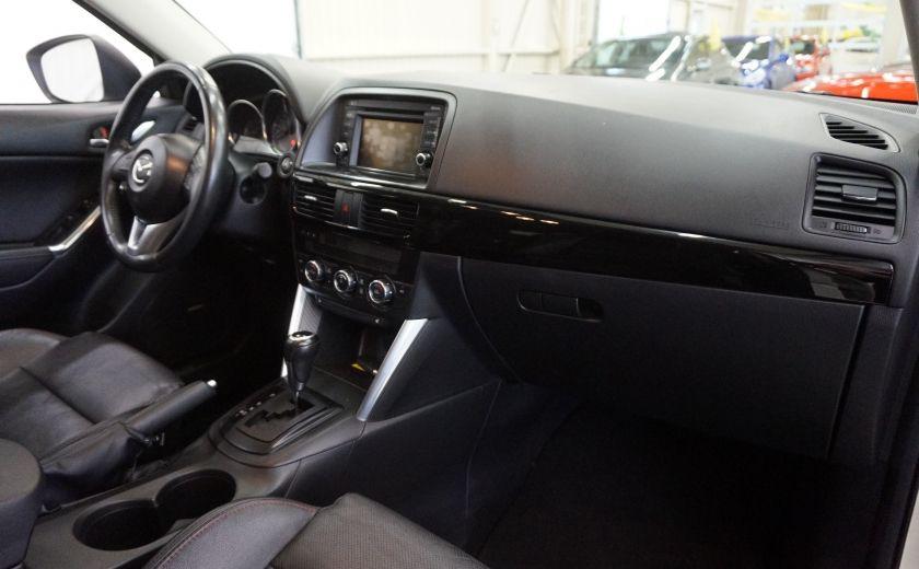2013 Mazda CX 5 GT 4WD (caméra-cuir-toit-navi) #28