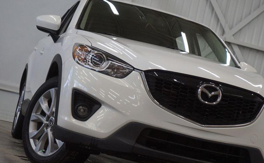 2013 Mazda CX 5 GT 4WD (caméra-cuir-toit-navi) #31