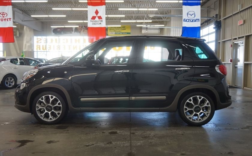 2015 Fiat 500L Trekking (toit pano-navi) #3