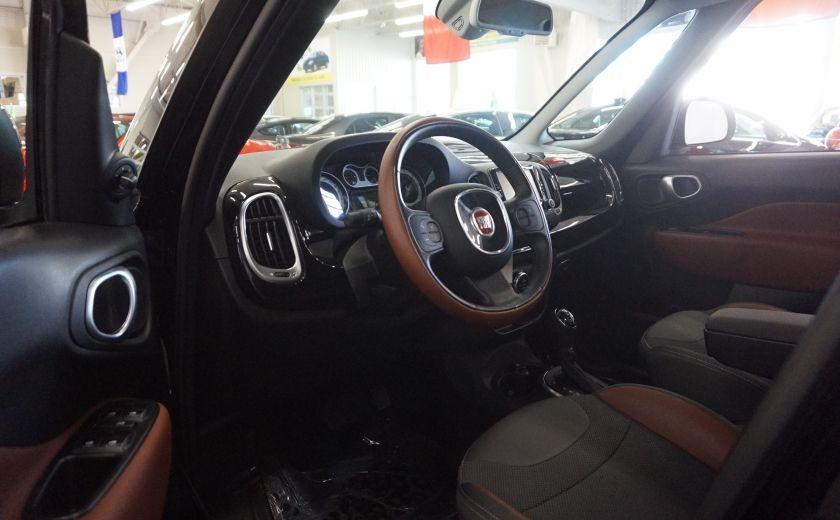 2015 Fiat 500L Trekking (toit pano-navi) #9