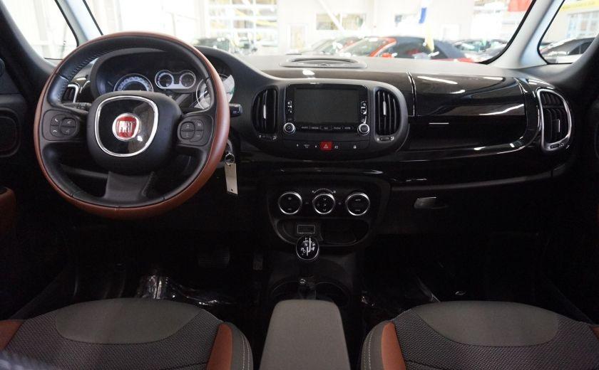 2015 Fiat 500L Trekking (toit pano-navi) #11