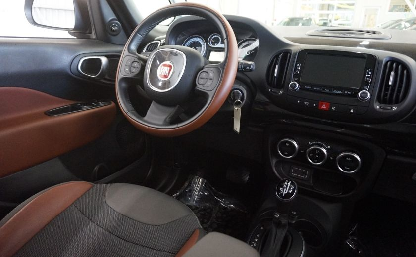 2015 Fiat 500L Trekking (toit pano-navi) #12