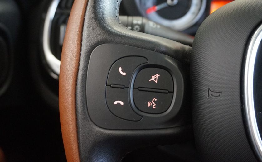 2015 Fiat 500L Trekking (toit pano-navi) #13